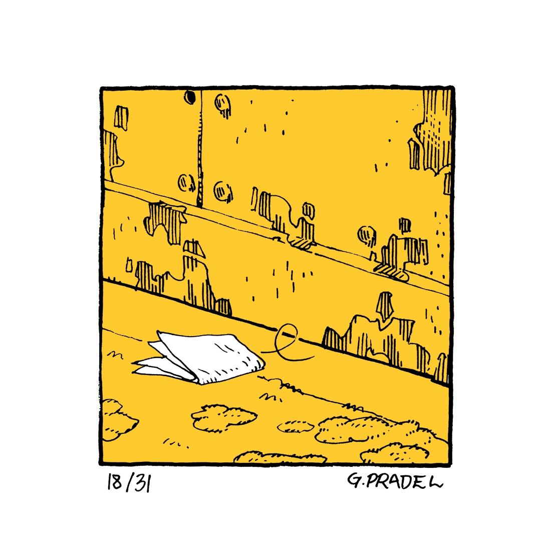 Inktober 18 2018