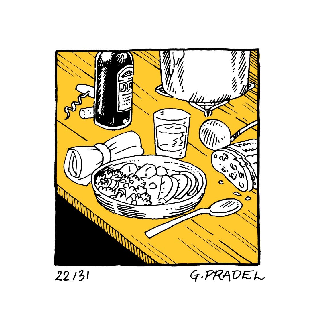 Inktober 22 2018