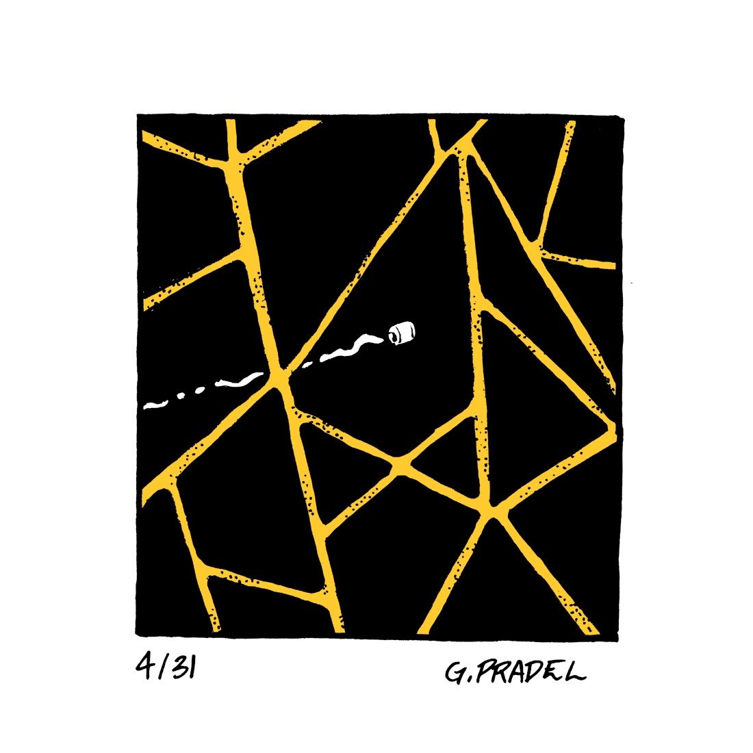 Inktober 04 2018